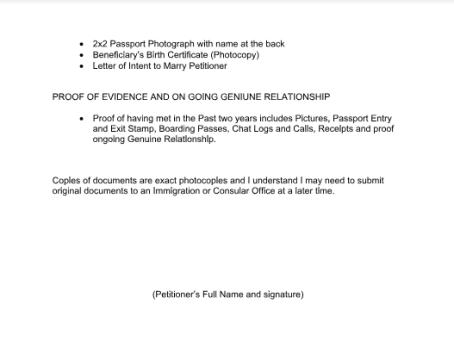 K1 Visa Process – HappilyHaberlAfter