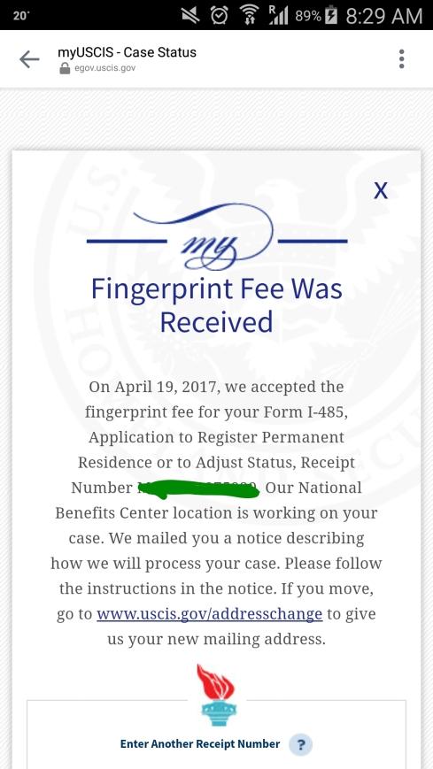 Adjustment of Status (Greencard Application) – HappilyHaberlAfter